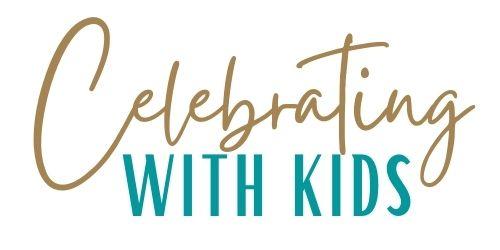 Celebrating with kids