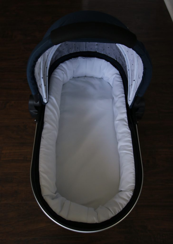mockingbird bassinet without cover