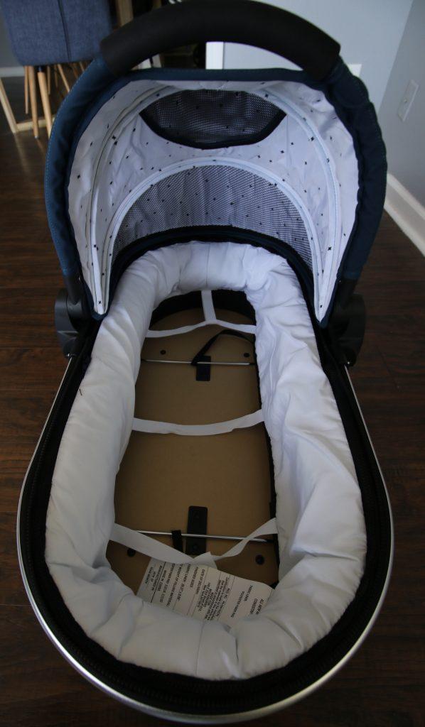 mockingbird bassinet without cushion