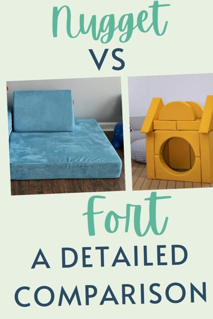 nugget vs fort comparison