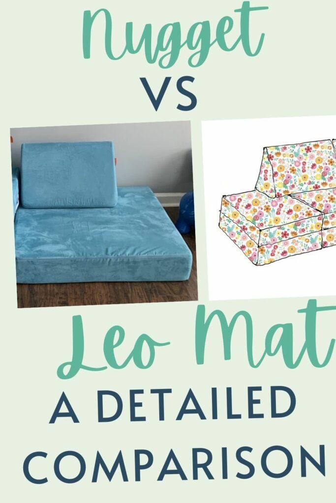 nugget vs leo mat comparison