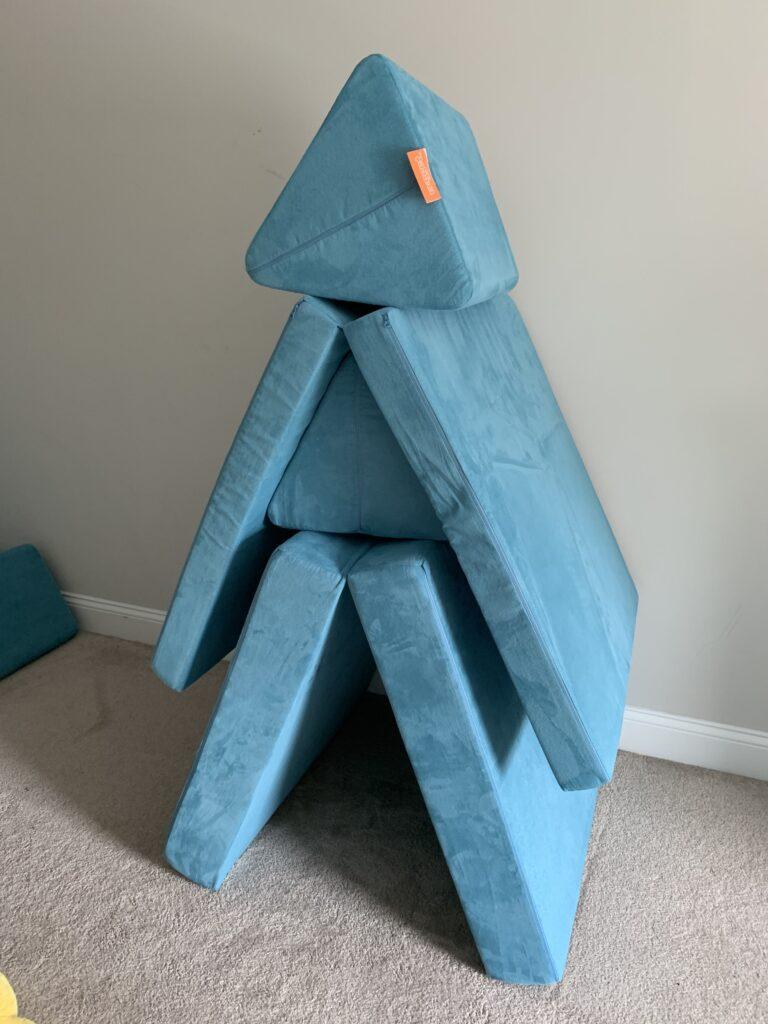 Nugget christmas tree configuration