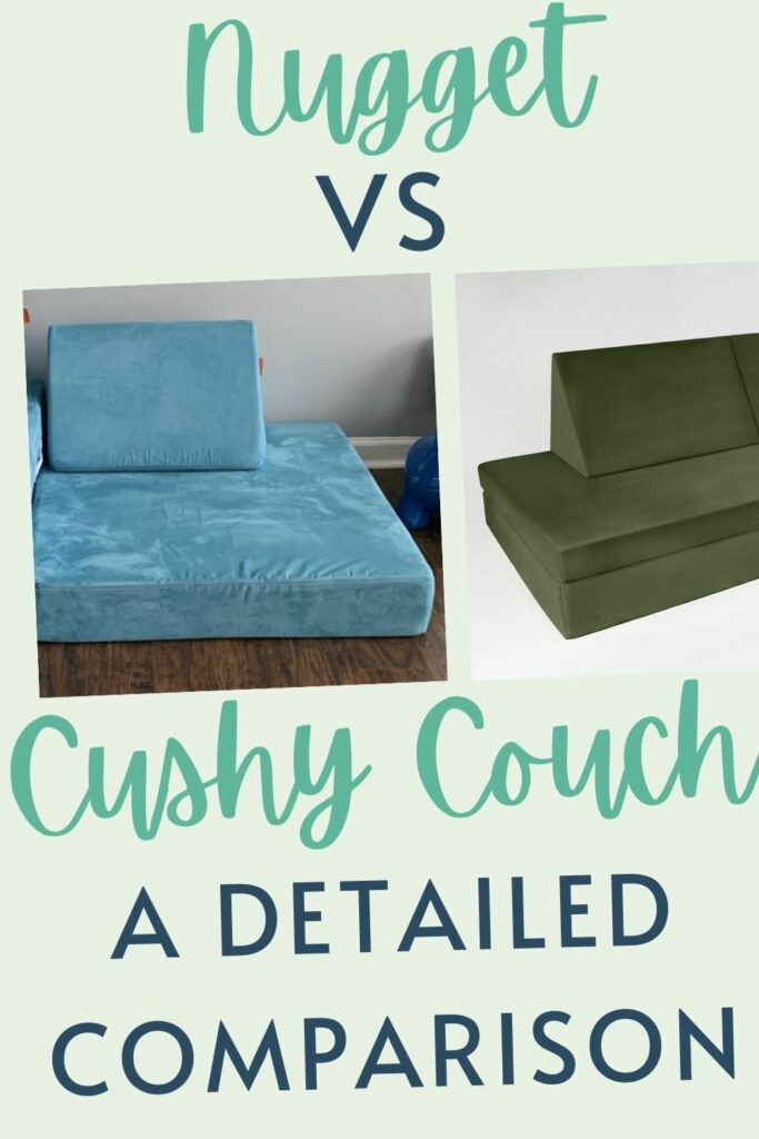 nugget vs cushy couch comparison