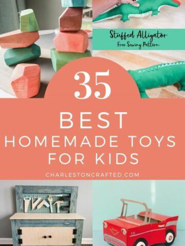 35 best homemade toys for kids