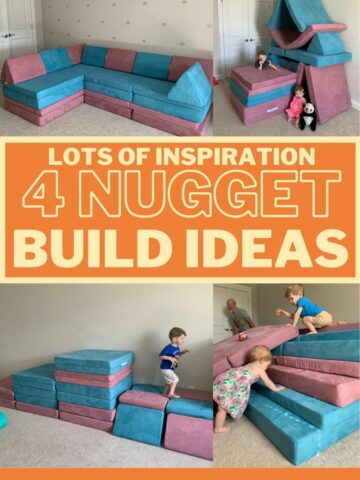4 nugget configuration and build ideas