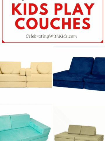 Australian alternatives to the nugget kids play couches