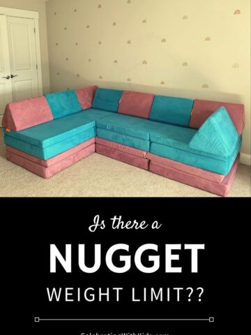 Is there a nugget weight limit